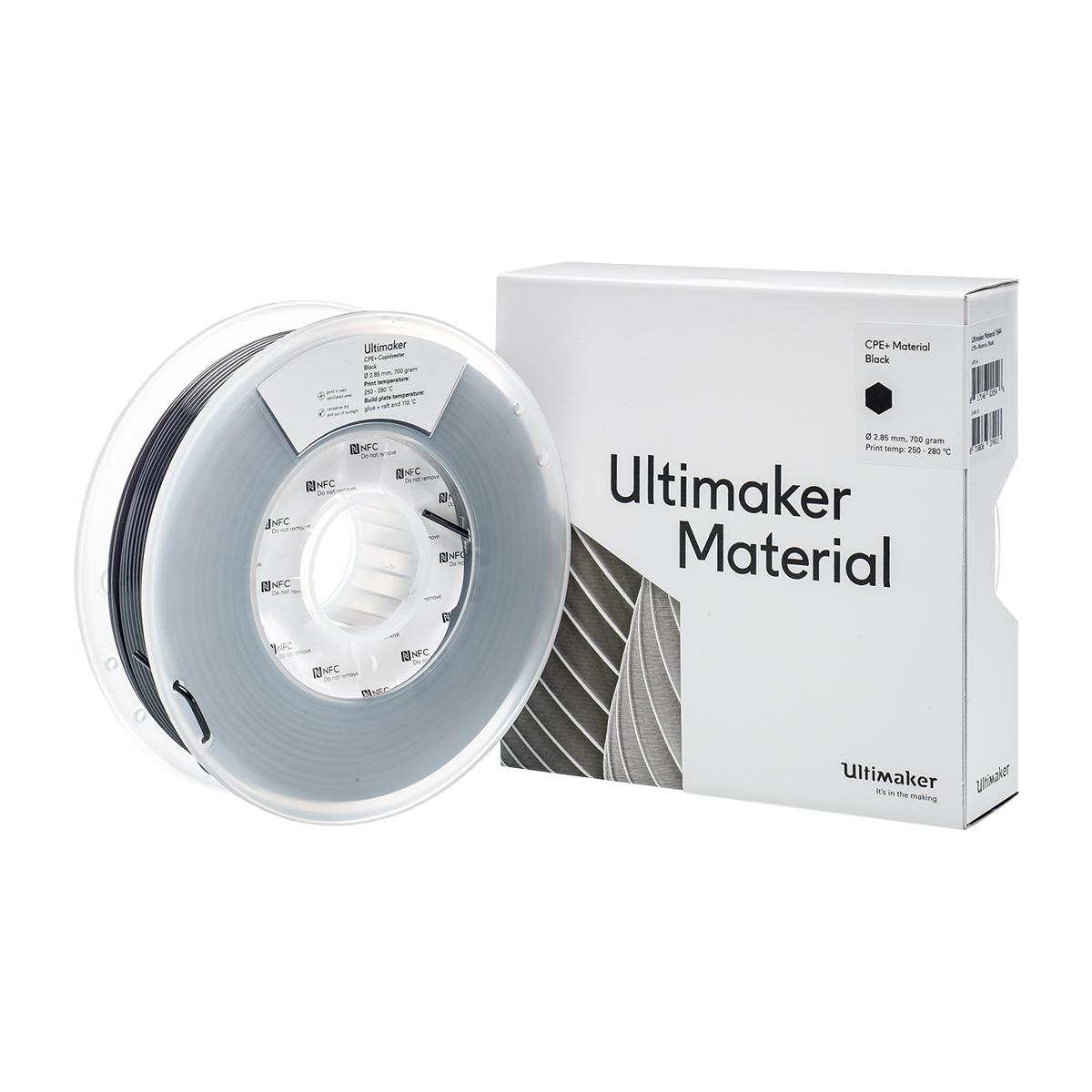 Ultimaker  Black CPE+ 2.85 mm