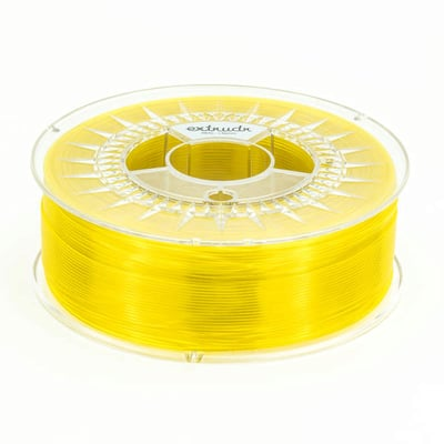 Extrudr MF Yellow Transparent PETG 1.75 mm