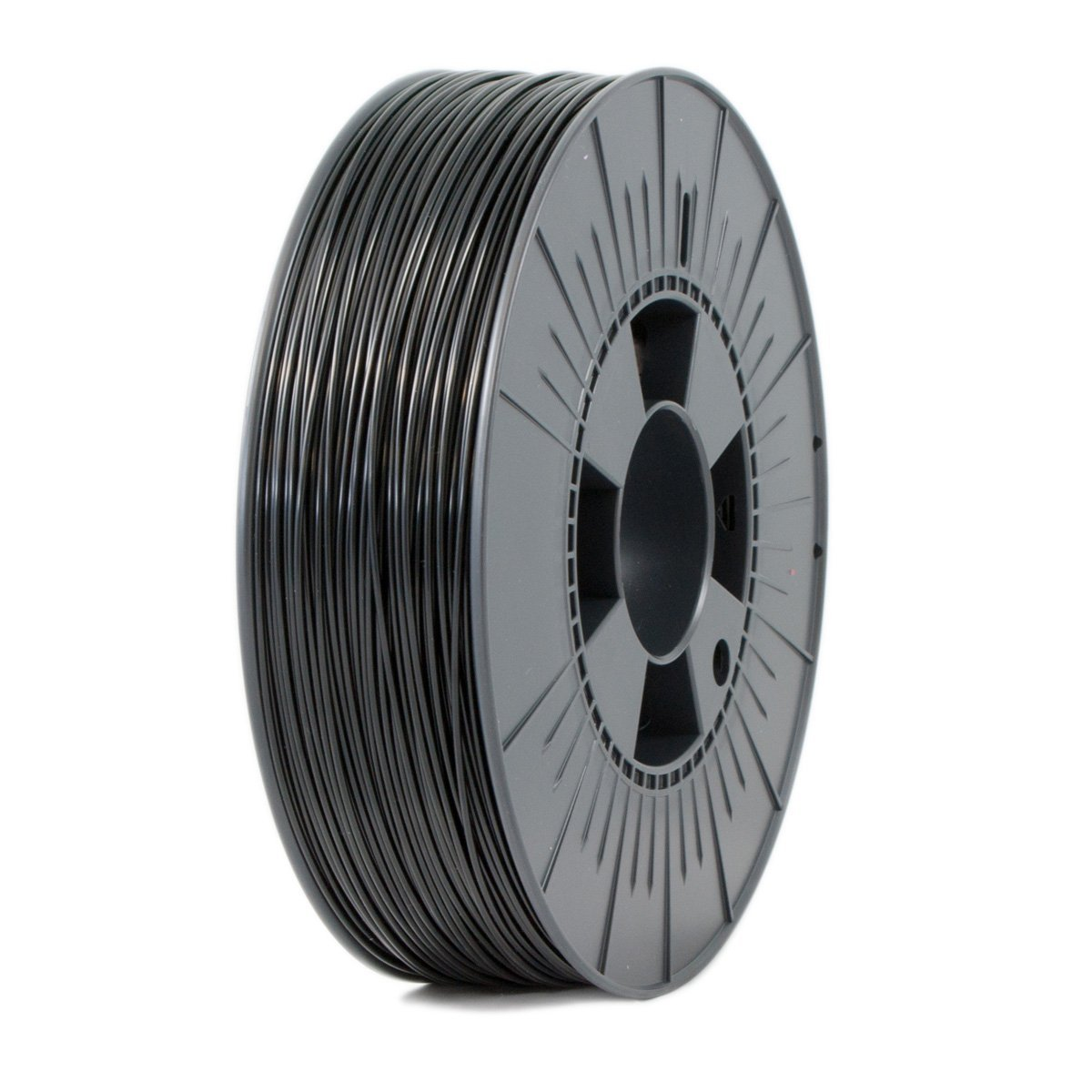 Ice Filaments  Brave Black PLA 1.75 mm
