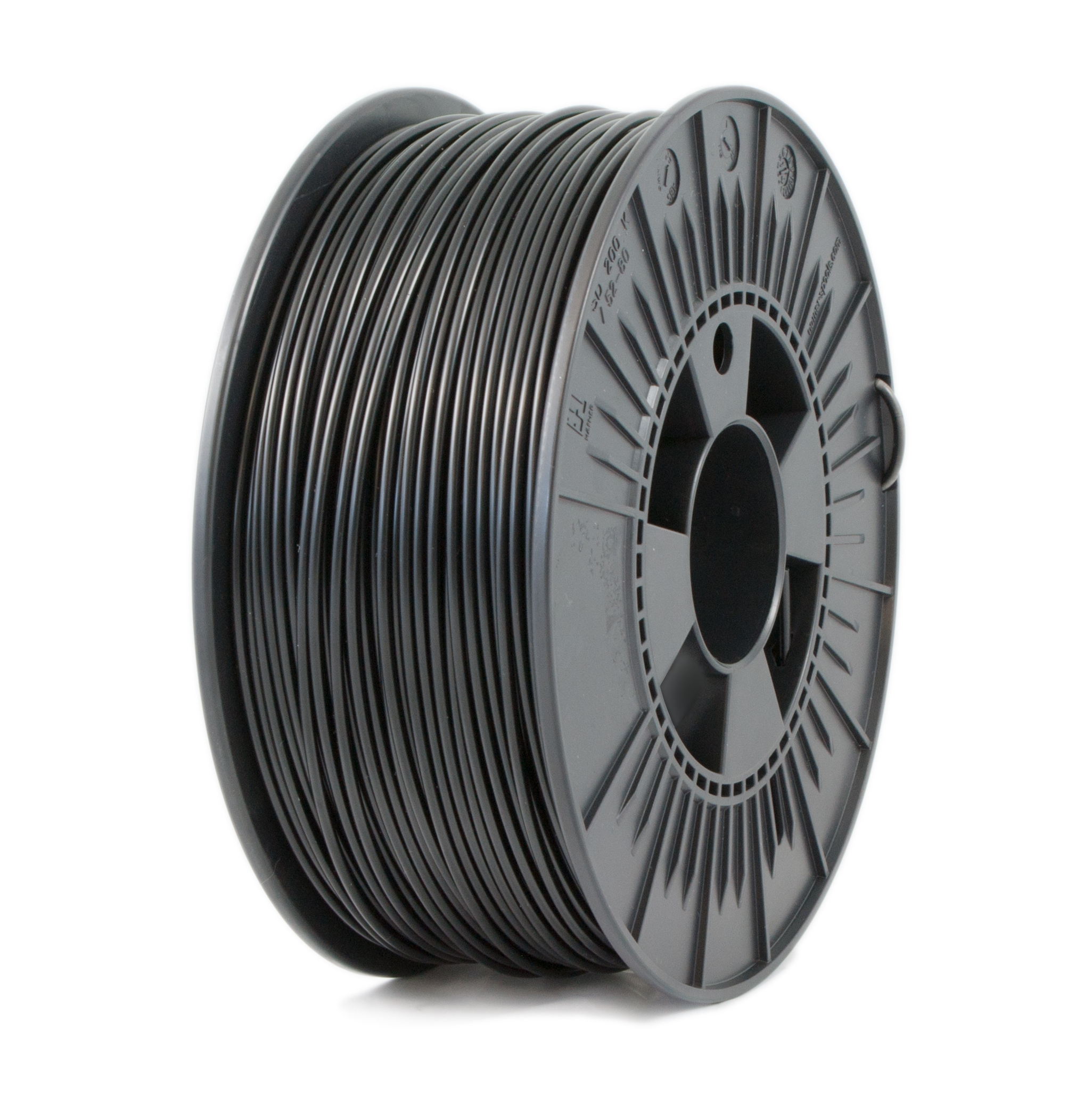 Filamentive  Black PLA 2.85 mm 4.5kg