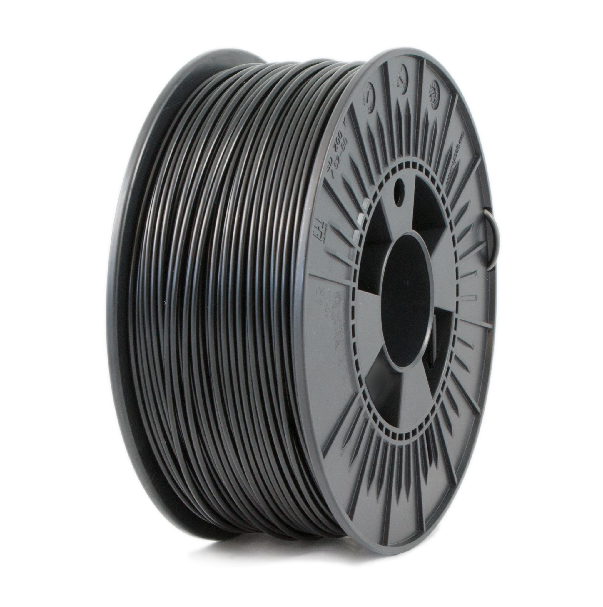 Filamentive  Black PLA 1.75 mm 4.5kg