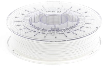 Extrudr White TPU Filament 2.85 mm