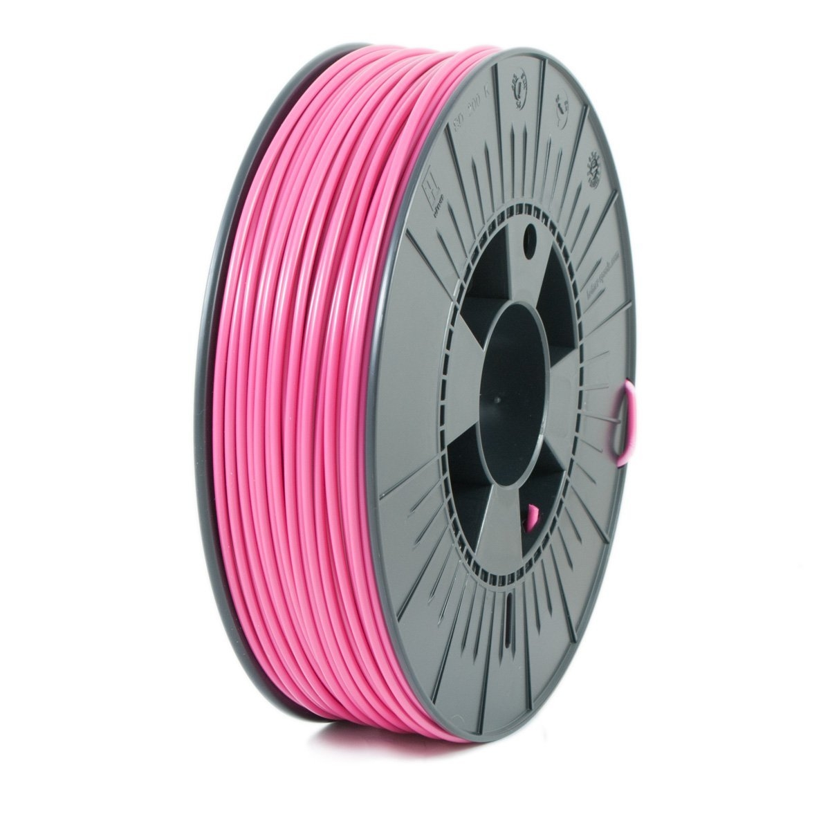 Ice Filaments  Magical Magenta ABS 2.85 mm