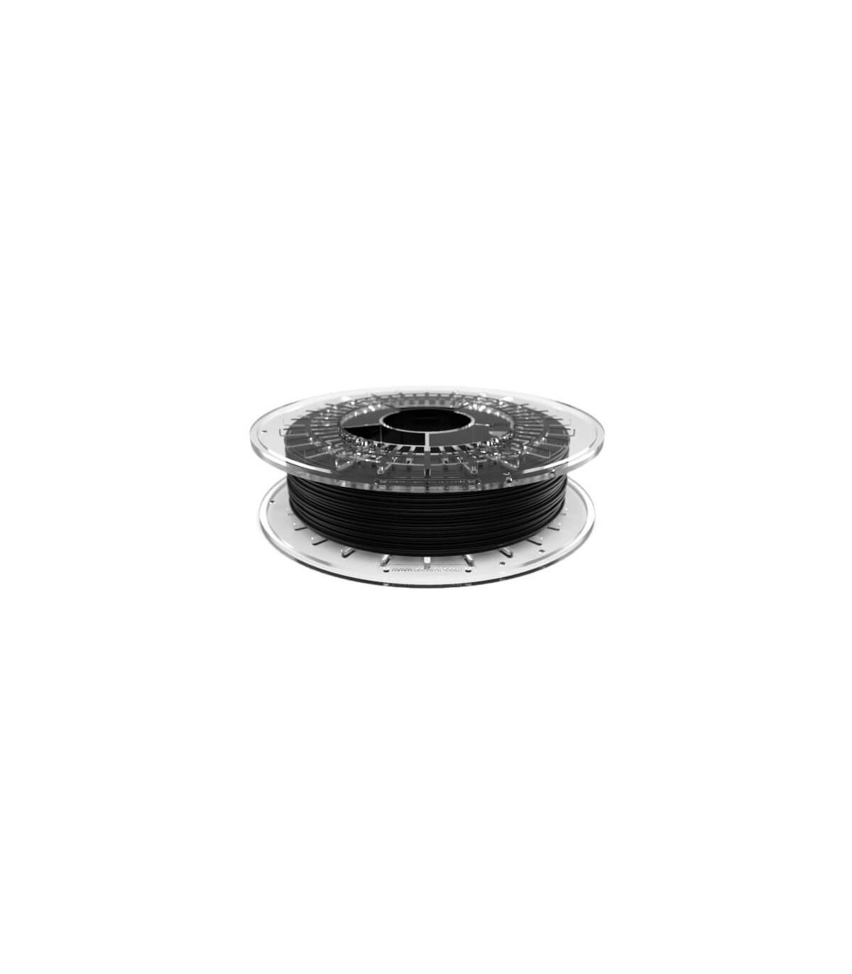FilaFlex  Black 82A 82A TPE Filament 2.85 mm 500g