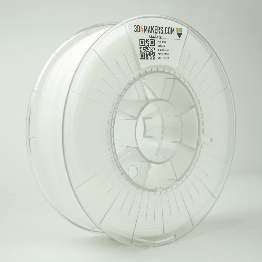 3D4Makers PCL Filament PCL 100 2.85 mm