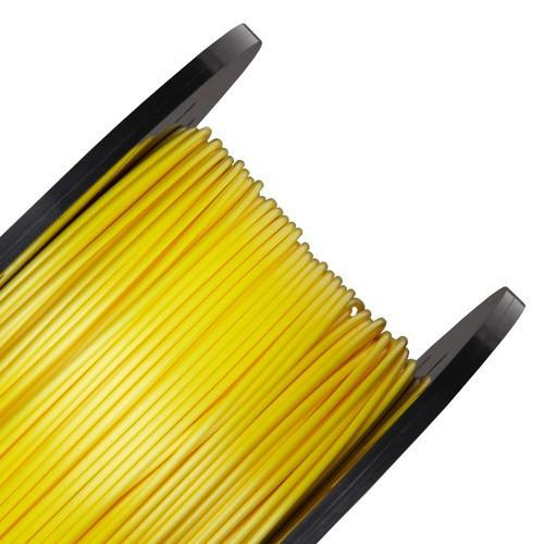 rigid inkFlexible  Light Yellow PLA 2.85 mm