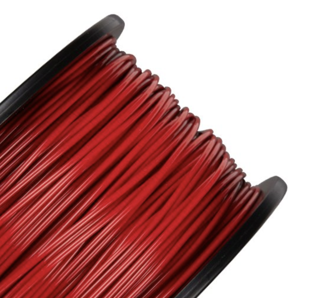 rigid ink Red ABS 1.75 mm