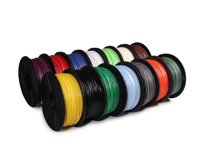 3R3DTM  Translucent 5021 Yellow Chalk Composite 1.75 mm