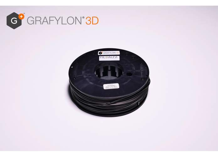 GRAFYLON® 3d PLA Grey 2.85mm