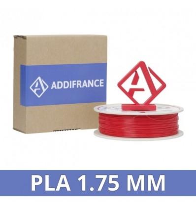 AddiFrance PLA Filament Red 1.75mm 750g