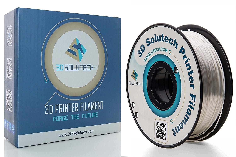 3D Solutech White  PLA 1.75 mm