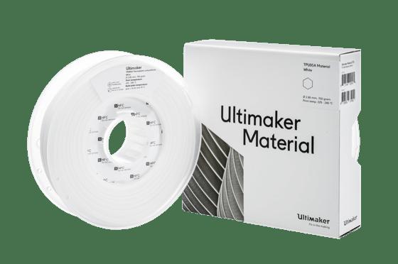 Ultimaker  White TPU 95A 2.85 mm