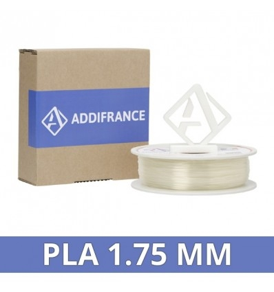 AddiFrance PLA Filament Transparent 1.75mm 750g