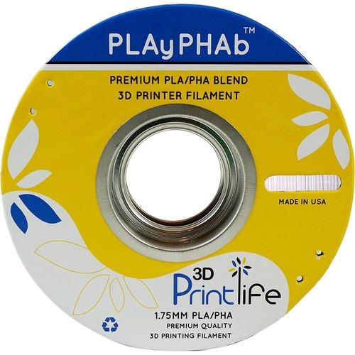 3D Printlife White PLA+PHA 1.75 mm