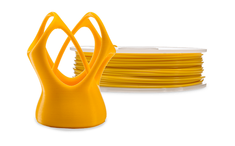Ultimaker  Yellow PLA 2.85 mm