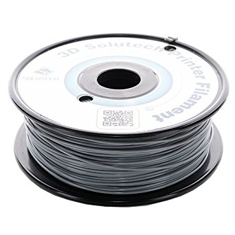 3D Solutech Real Grey PLA 1.75 mm