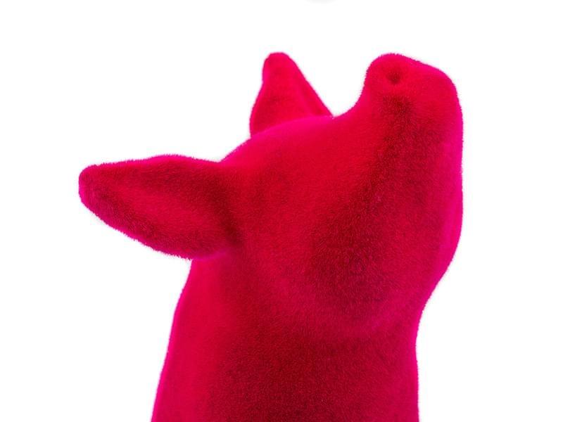 Polyamide Velvet Pink