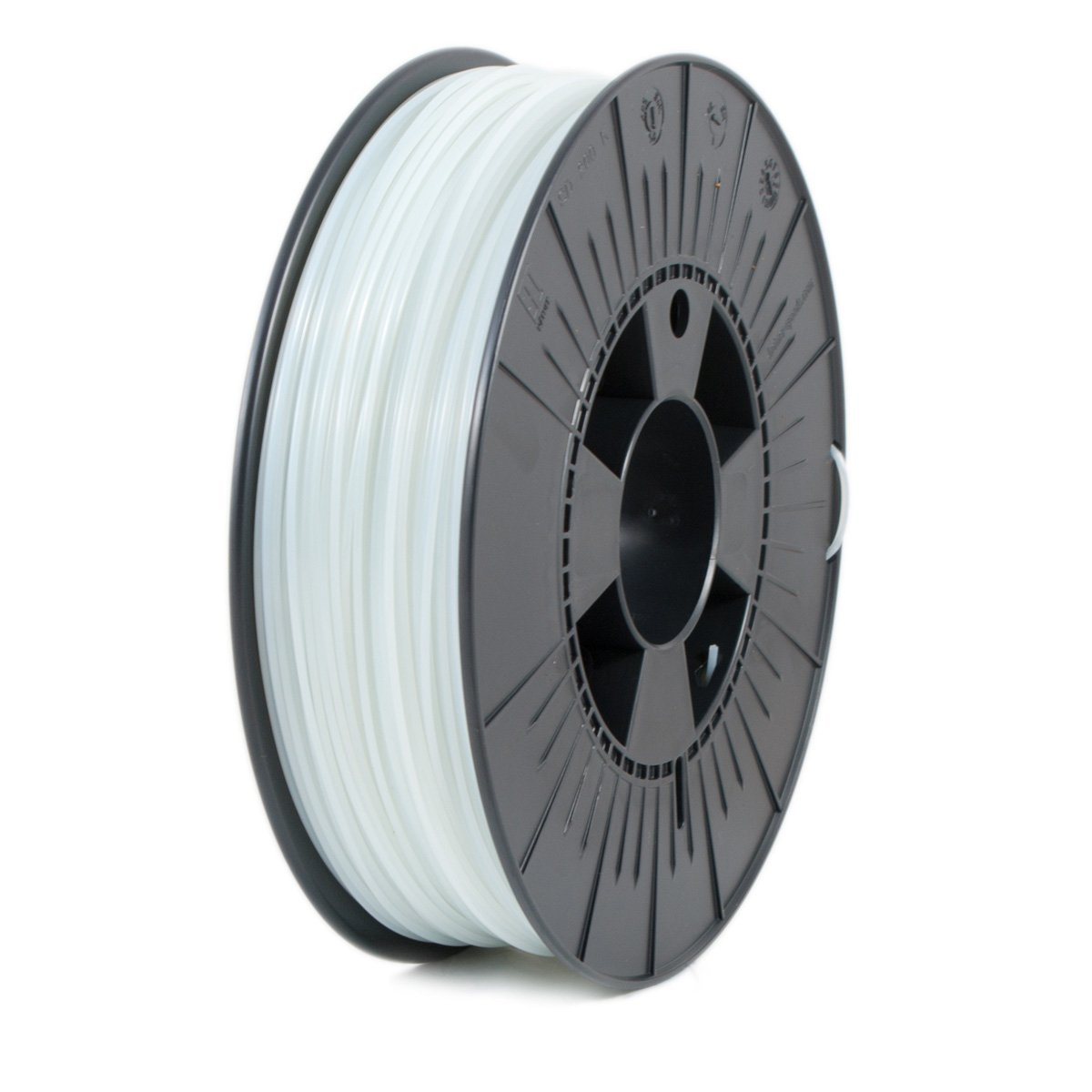 Ice Filaments  Fluo Cunning Clear PLA 2.85 mm