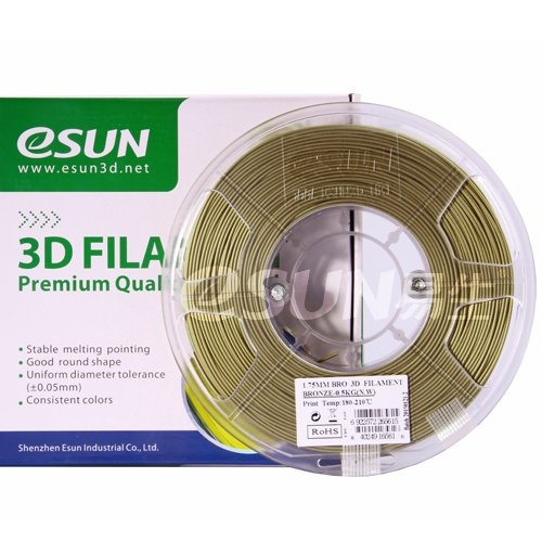 ESUN  BRONZE Composite 1.75 mm 500g