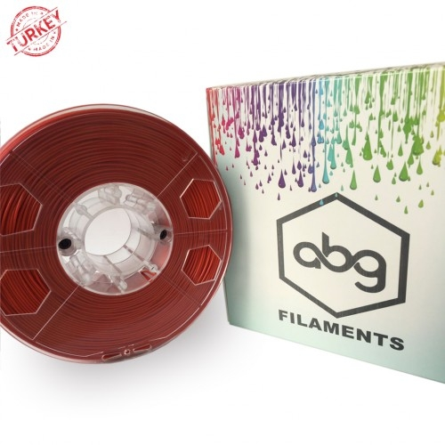 ABG Filament  Red  ABS 1.75 mm
