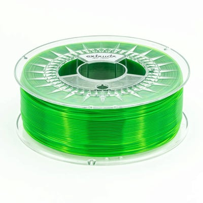 Extrudr MF Green Transparent PETG 1.75 mm
