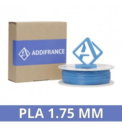 AddiFrance PLA Filament Blue 1.75mm 750g