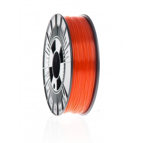 3dk Berlin Lucent Flame Red PLA 1.75 mm 800g