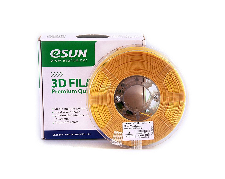 ESUN  GOLD ABS 1.75 mm 1kg