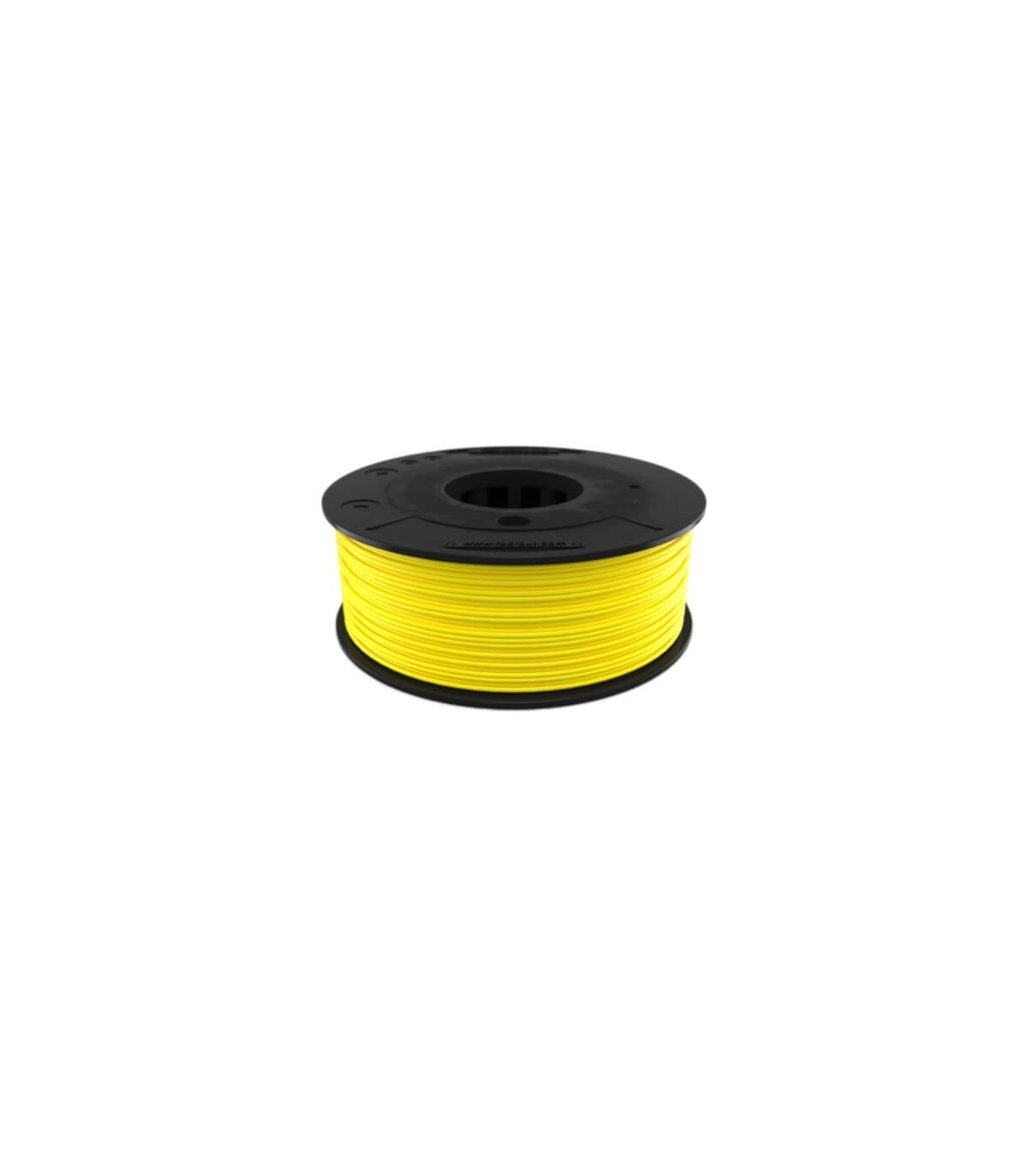 FilaFlex Yellow 82A TPE Filament 1.75 mm 250g