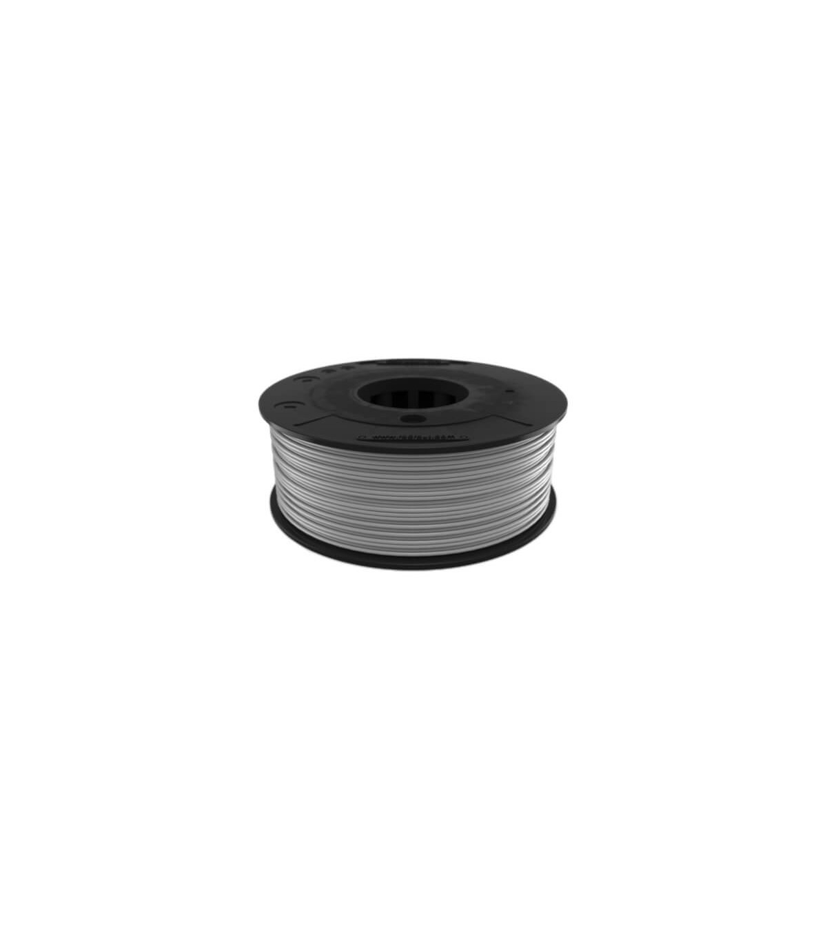 FilaFlex Grey 82A TPE Filament 1.75 mm 250g