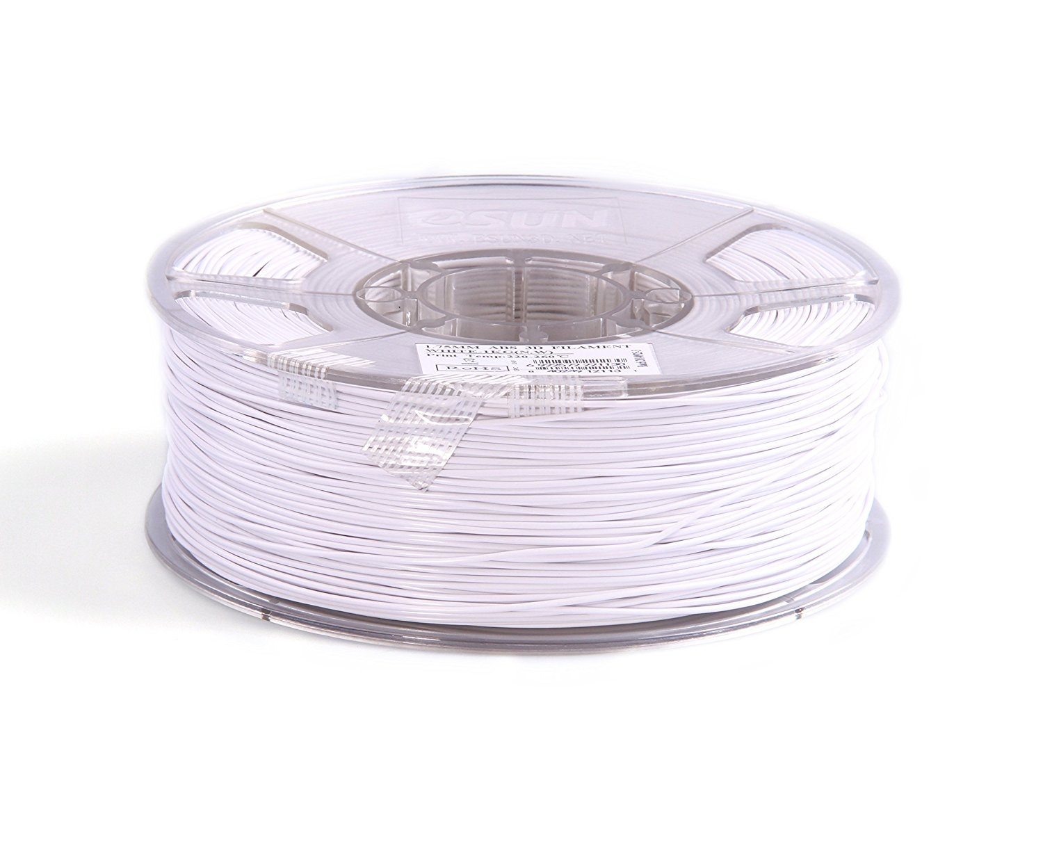 ESUN  WHITE ABS 1.75 mm 2kg