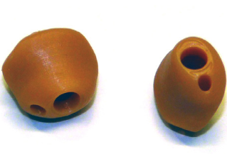 E-Shell 3000 Series Brown