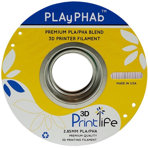 3D Printlife Gray PLA+PHA 2.85 mm