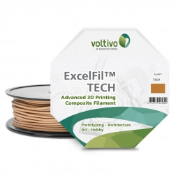 Voltivo ExcelFil  Tech Wood Composite 2.85 mm