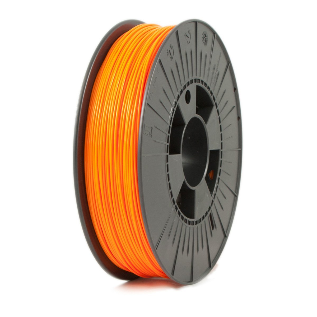 Ice Filaments  Obstinate Orange PLA 2.85 mm