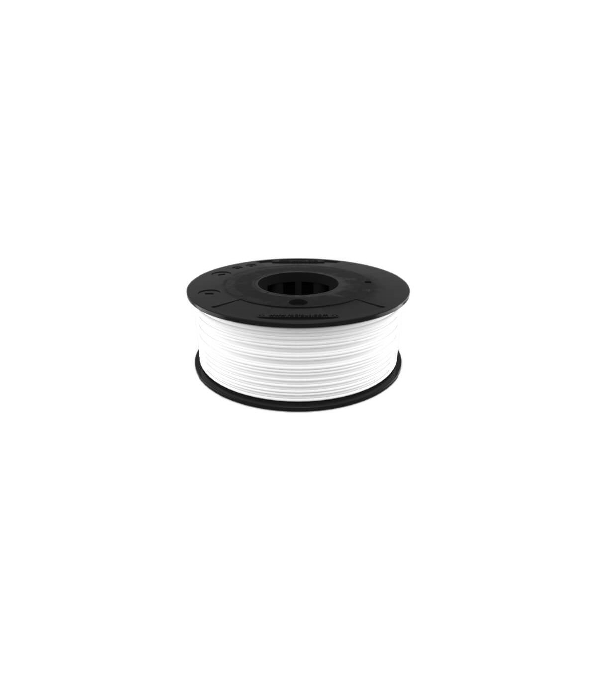 FilaFlex  White 82A TPE Filament 2.85 mm 250g
