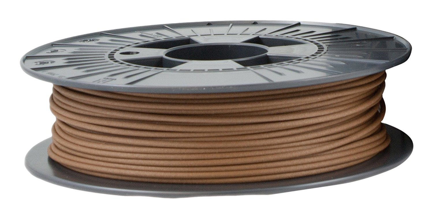 Ice Filaments  Barnyard Brown Composite 1.75 mm