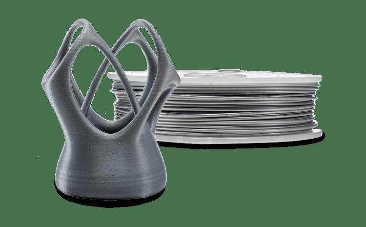 Ultimaker  Silver Metallic PLA 2.85 mm