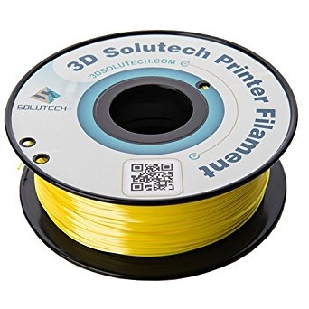 3D Solutech Yellow  PLA 1.75 mm