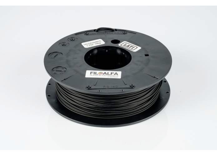 FILOALFA® ALFAOHM CONDUCTIVE PLA Black 1.75mm