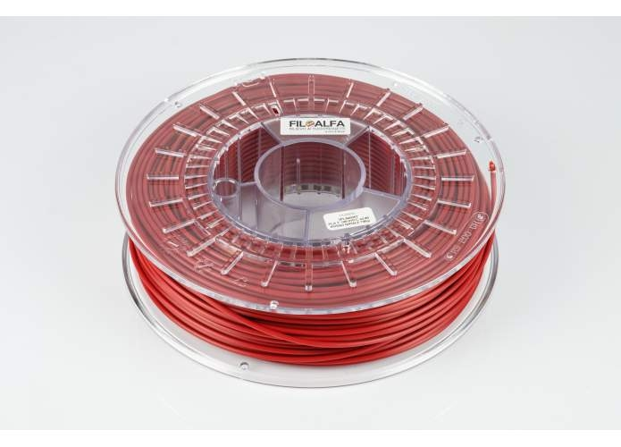 FILOALFA® PLA Christmas Red 1.75mm