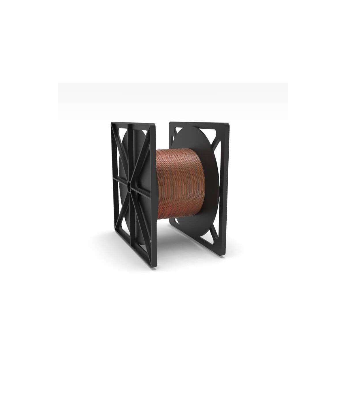 FilaFlex Clear orange 82A TPE Filament 2.85 mm 3kg