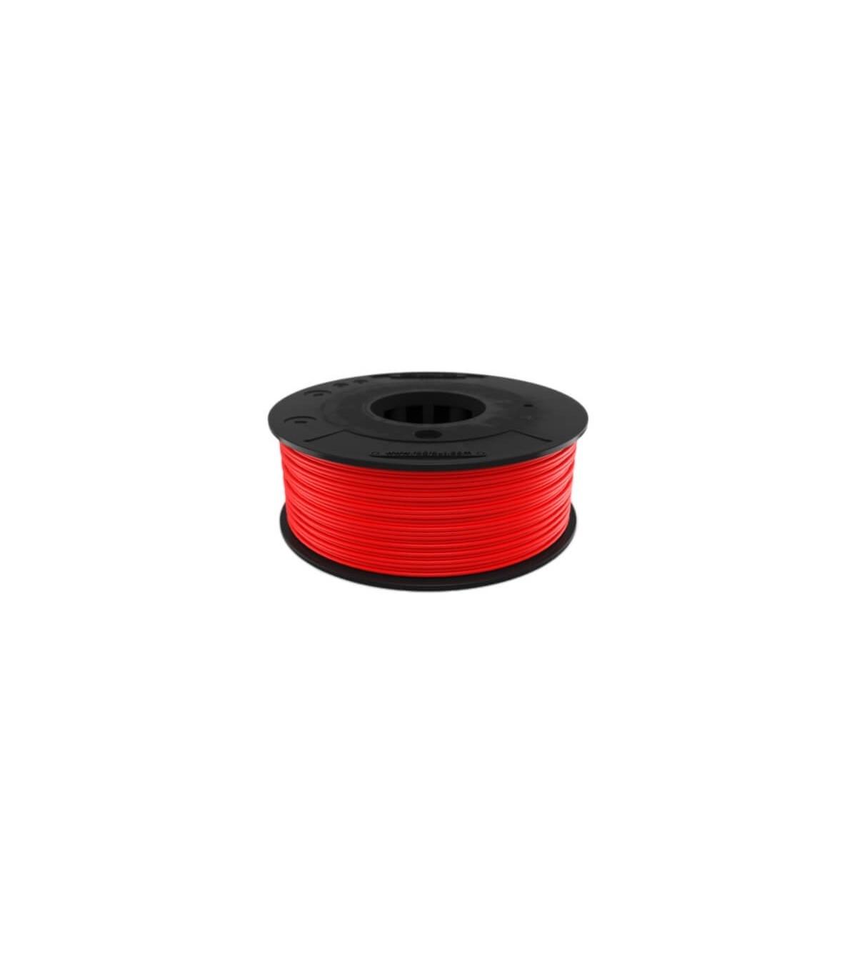 FilaFlex Red 82A TPE Filament 2.85 mm 250g