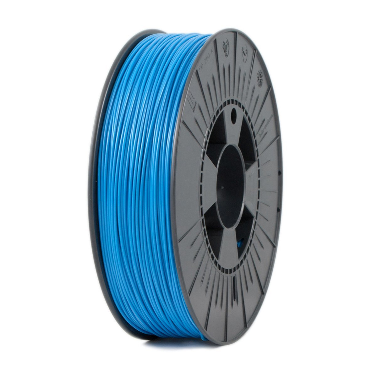 Ice Filaments  Bold Blue PLA 2.85 mm