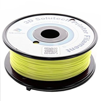 3D Solutech Real Yellow  ABS 1.75 mm