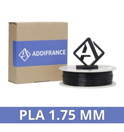 AddiFrance PLA Filament Black 1.75mm 750g