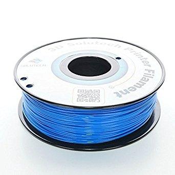 3D Solutech Real Blue  PLA 1.75 mm 500g