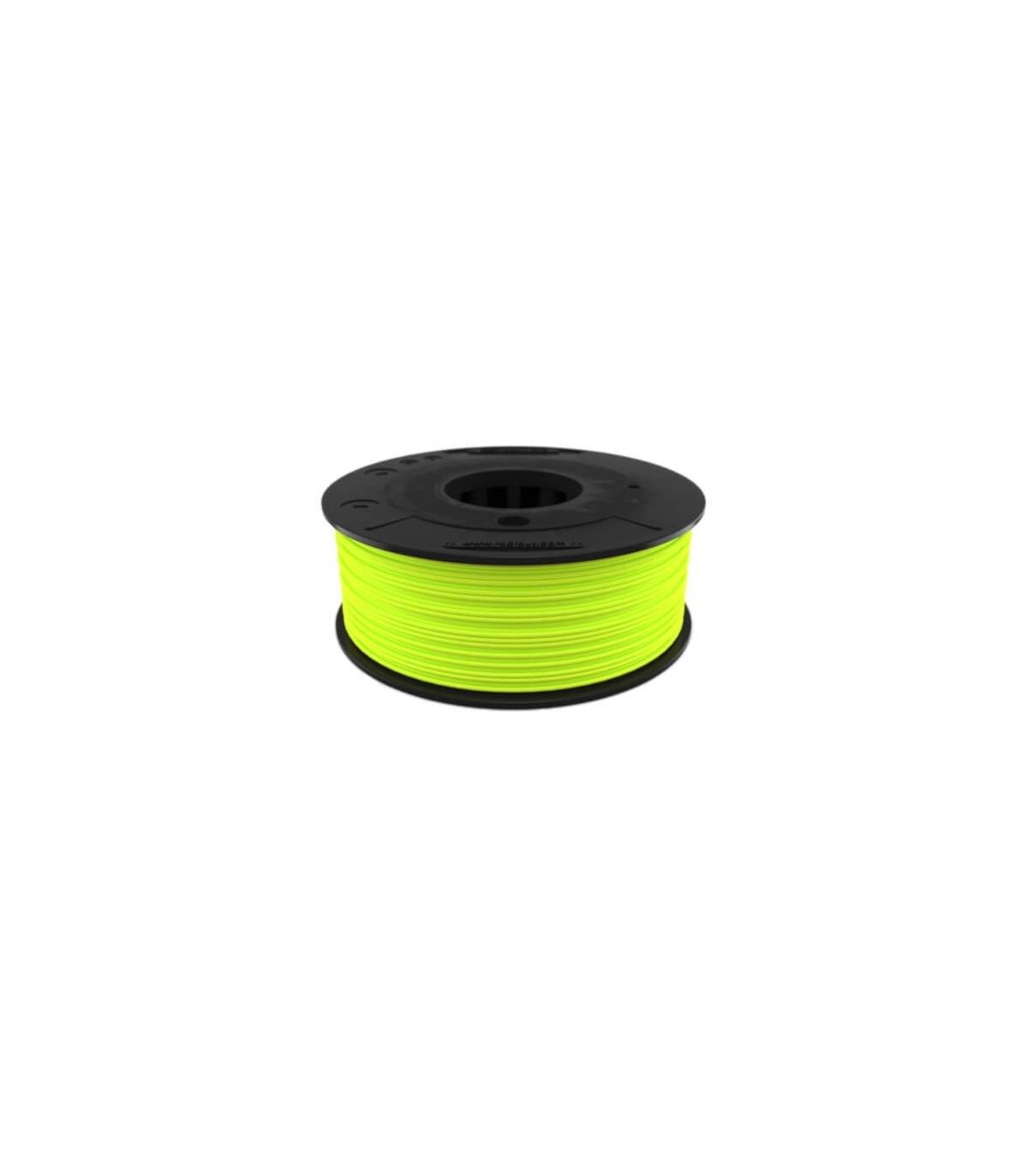 3d Printer Consumables Symbol Of The Brand Smartfil Pla Color Neo Yellow