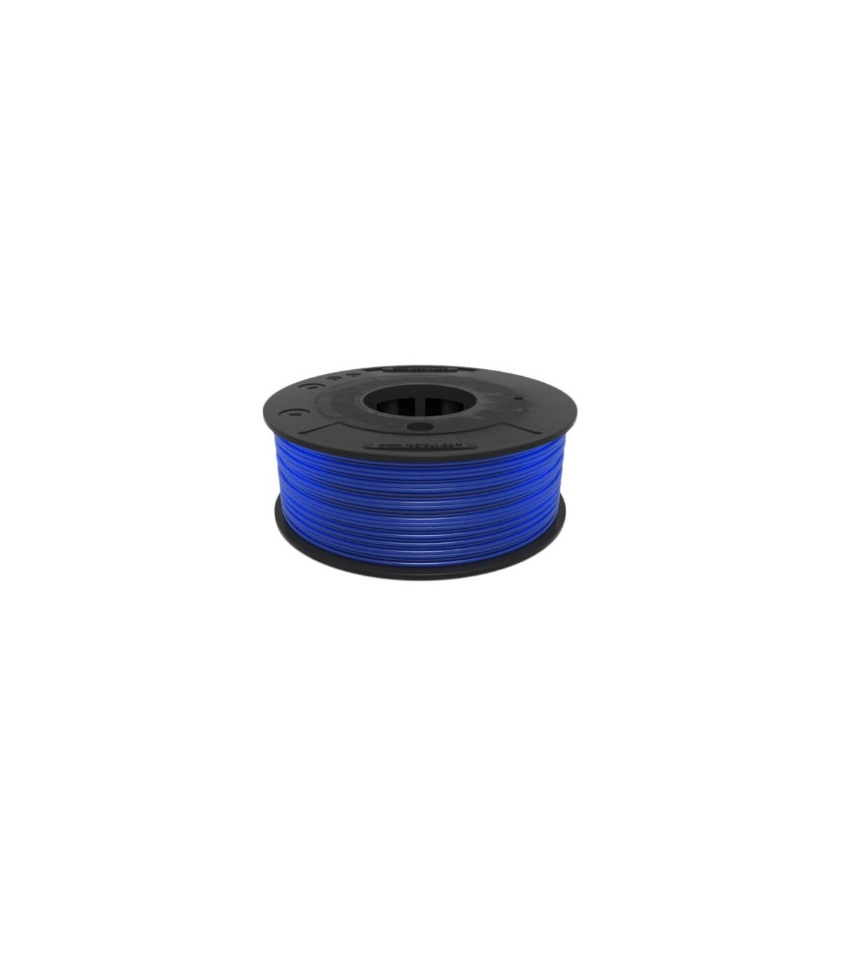 FilaFlex Clear blue 82A TPE Filament 2.85 mm 250g