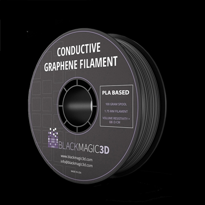 Black Magic 3D  Conductive Graphene Composite 1.75 mm